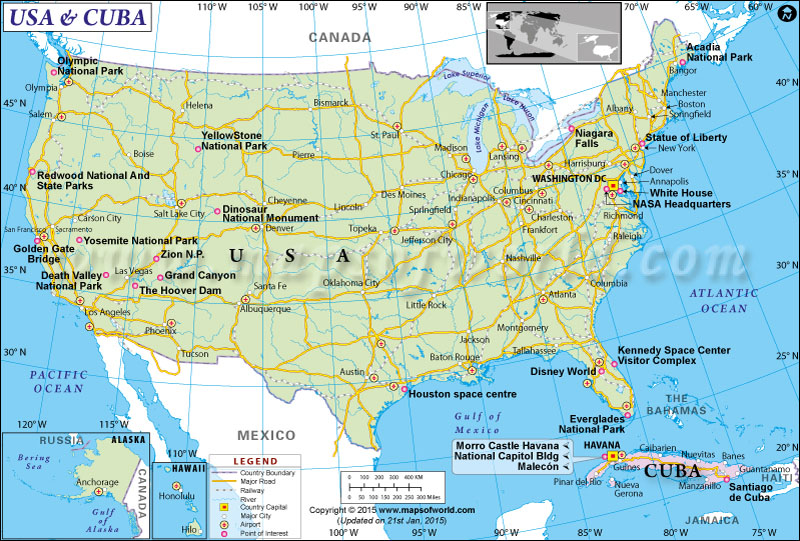 combined-map-of-usa-and-cuba